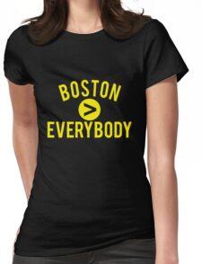 Boston > Everybody - Bruisin Bruins Womens Fitted T-Shirt
