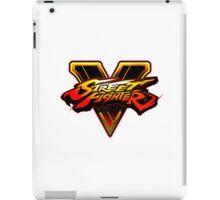 Street Fighter V  iPad Case/Skin