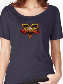 Street Fighter V  Women's Relaxed Fit T-Shirt