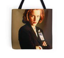 Dana Scully Tote Bag