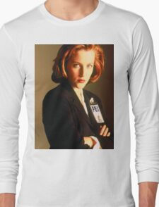 Dana Scully Long Sleeve T-Shirt