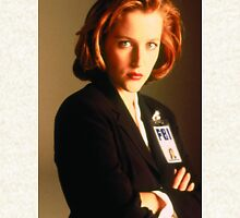 Dana Scully Pullover