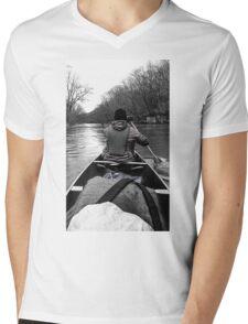 Adventure one Mens V-Neck T-Shirt
