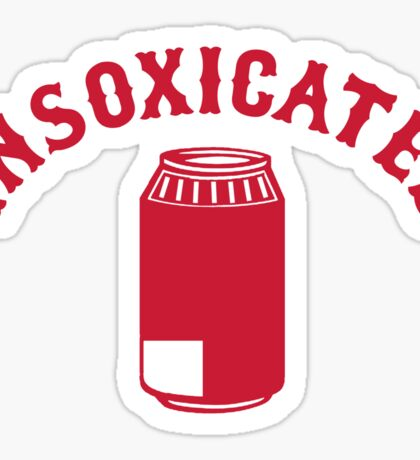 Insoxicated - Boston Brew Sticker