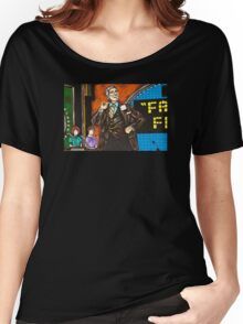 Richard Dawson Women's Relaxed Fit T-Shirt