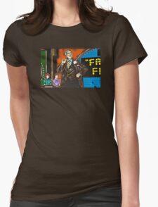 Richard Dawson Womens Fitted T-Shirt