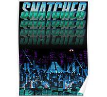 Snatcher Sprawl Poster