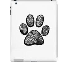 Tumblr Paw Print iPad Case/Skin
