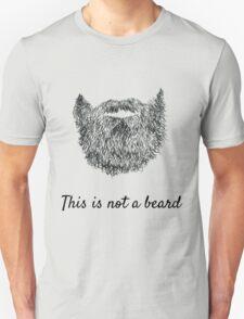This is not a beard T-Shirt