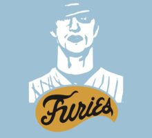 The Warriors Baseball Furies Baby Tee