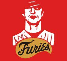 The Warriors Baseball Furies One Piece - Short Sleeve