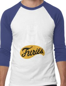 The Warriors Baseball Furies Men's Baseball ¾ T-Shirt