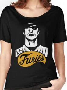 The Warriors Baseball Furies Women's Relaxed Fit T-Shirt