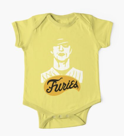 The Warriors Baseball Furies One Piece - Short Sleeve