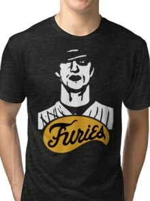 The Warriors Baseball Furies Tri-blend T-Shirt