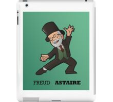 Sigmund Freud Astaire iPad Case/Skin