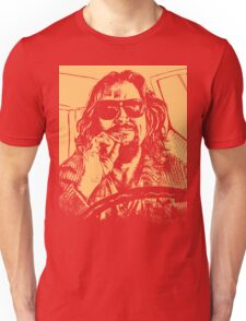 Big lebowski Orange Unisex T-Shirt