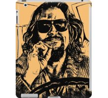 Big lebowski Orange iPad Case/Skin