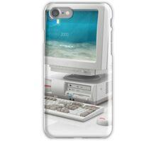 Computer iPhone Case/Skin