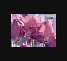 Tulips.....  Lyme Dorset UK Womens Fitted T-Shirt