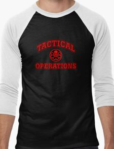 Hydra - Tactical Operations Men's Baseball ¾ T-Shirt