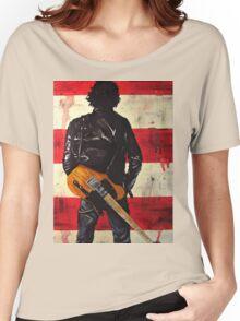 Bruce Springsteen Women's Relaxed Fit T-Shirt