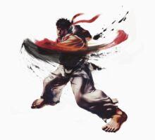 StreetFighter V - Ryu by LekkerOntwerpen