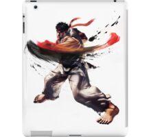 StreetFighter V - Ryu iPad Case/Skin