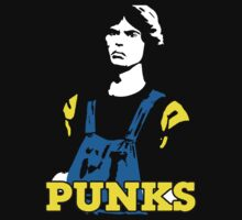 The Warriors Punks by themadhorse