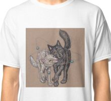 Atomic Dance with Wolves Classic T-Shirt