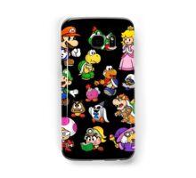 Paper Mario Collection Samsung Galaxy Case/Skin