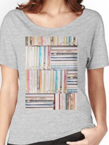 Books Vintage Women's Relaxed Fit T-Shirt