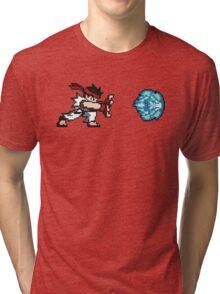 Streetfighter - HADOUKEN ! Tri-blend T-Shirt
