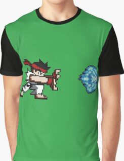 Streetfighter - HADOUKEN ! Graphic T-Shirt