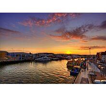 Poole Quay Photographic Print