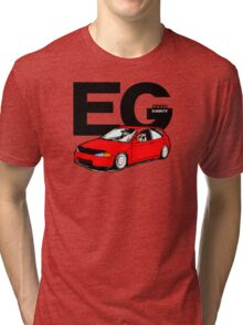 Civic - EG Tri-blend T-Shirt