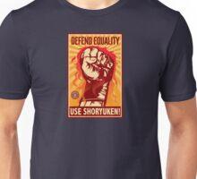 Streetfighter - Shoryuken ! Unisex T-Shirt