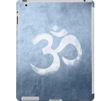 Om wall iPad Case/Skin