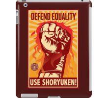 Streetfighter - Shoryuken ! iPad Case/Skin