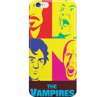 what we do in the shadows the vampires iPhone Case/Skin