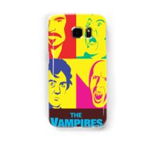 what we do in the shadows the vampires Samsung Galaxy Case/Skin