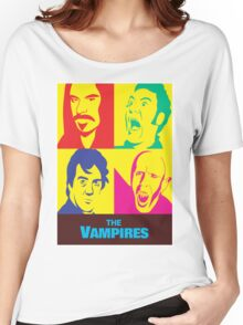 what we do in the shadows the vampires Women's Relaxed Fit T-Shirt