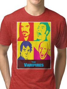 what we do in the shadows the vampires Tri-blend T-Shirt