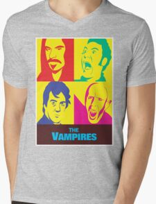 what we do in the shadows the vampires Mens V-Neck T-Shirt