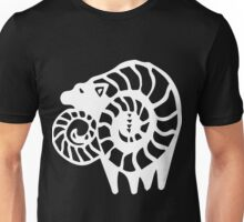 The Seven Deadly Sins - The Goat Sin of Lust (White) Unisex T-Shirt
