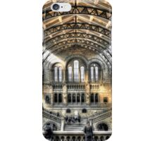 The Natural History Museum London iPhone Case/Skin