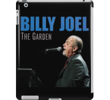 Billy joel the garden iPad Case/Skin