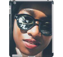Little Simz sunglasses iPad Case/Skin