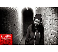Little Simz - A Curious Tale of Trials + Persons Photographic Print