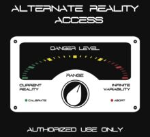 Alternate Reality Access Kids Tee
